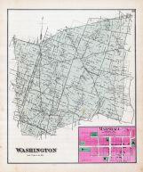 Washington Township, Marshall, Folsom P.O., Berryville, Highland County 1887